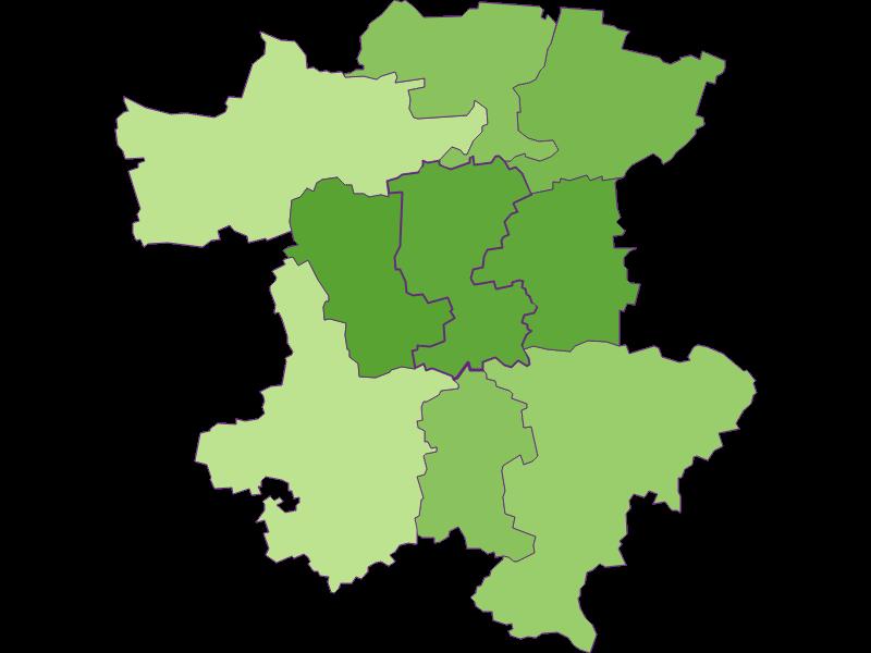 Заселенность в Perschling