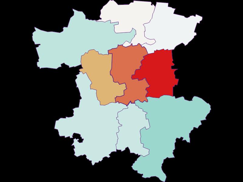 Демография с 1869 года в Perschling