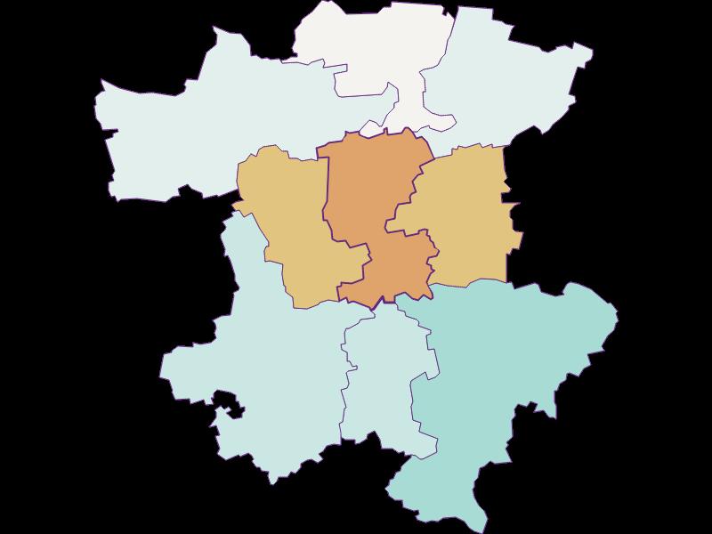 Демография с 1900 года в Perschling