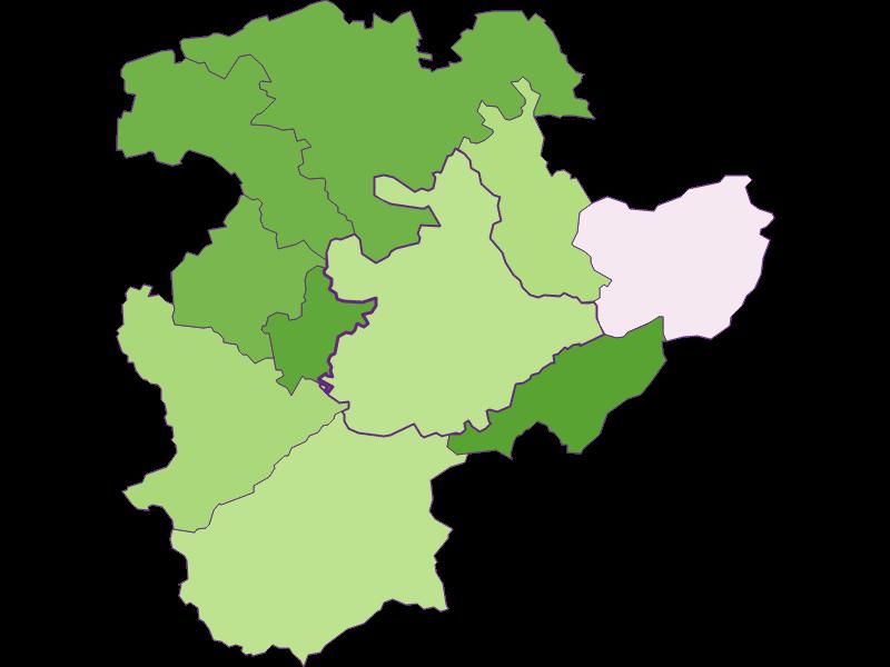 Settlement in Pressbaum