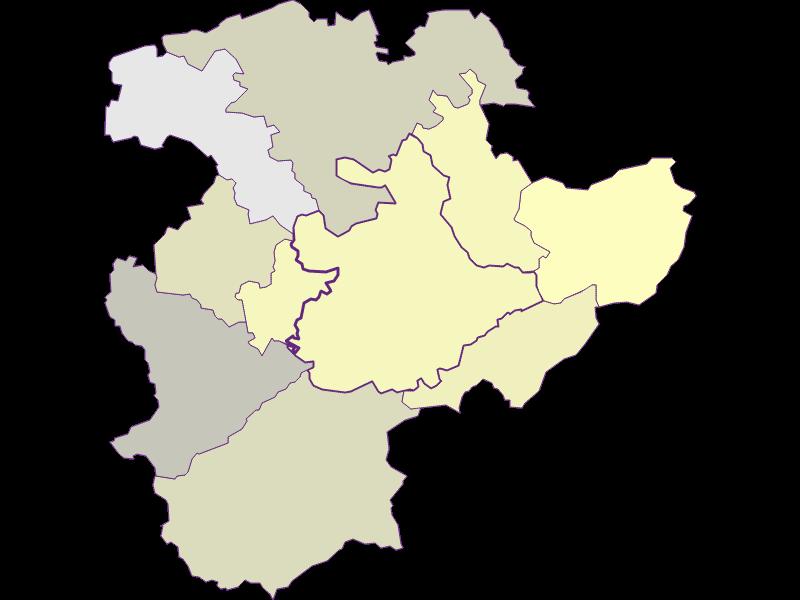 Farmers (comparison to federal state) in Pressbaum