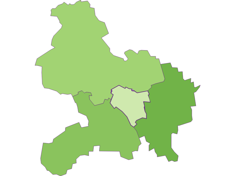 Заселенность в Prinzersdorf
