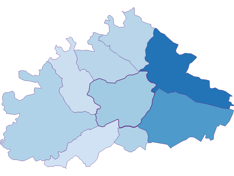 Unemployment in Purkersdorf