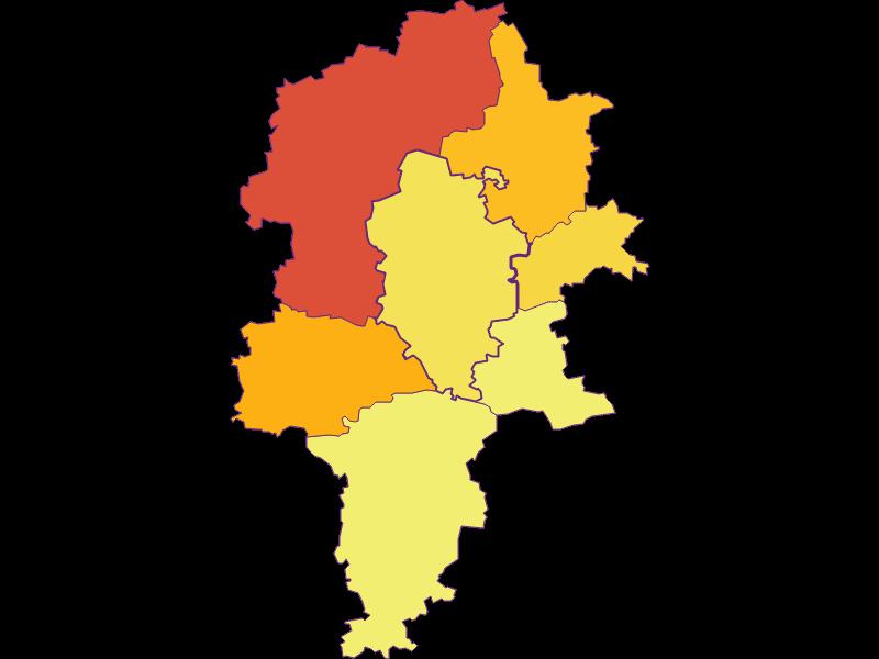 Population density in Pyhra