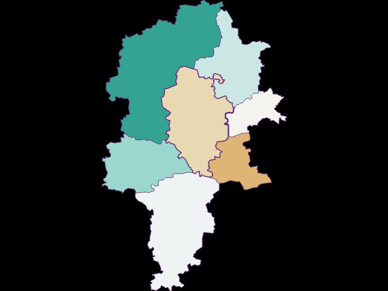 Population development since 1869 in Pyhra