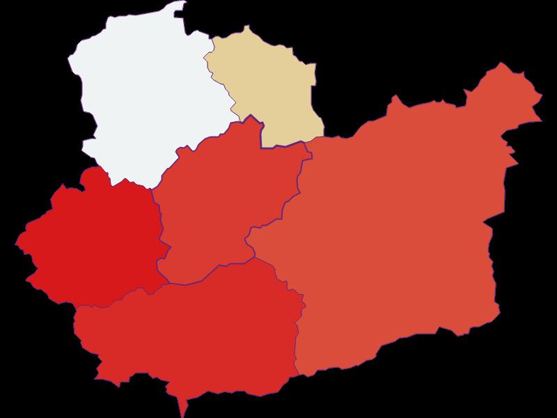 Демография с 1900 года в Schwarzenbach an der Pielach