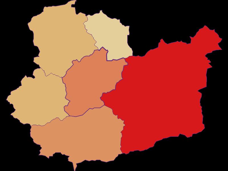 Демография с 2011 года в Schwarzenbach an der Pielach