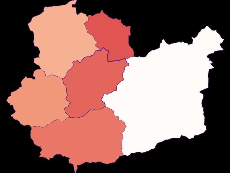 Фермеры (сравнение по Австрии) в Schwarzenbach an der Pielach
