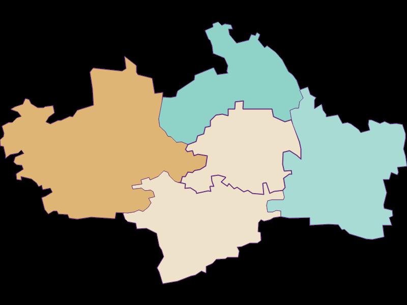 Population development since 1869 in St. Margarethen an der Sierning