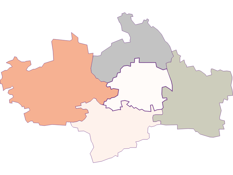 Farmers (comparison to Austria) in St. Margarethen an der Sierning