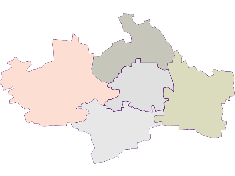 Farmers (comparison to federal state) in St. Margarethen an der Sierning