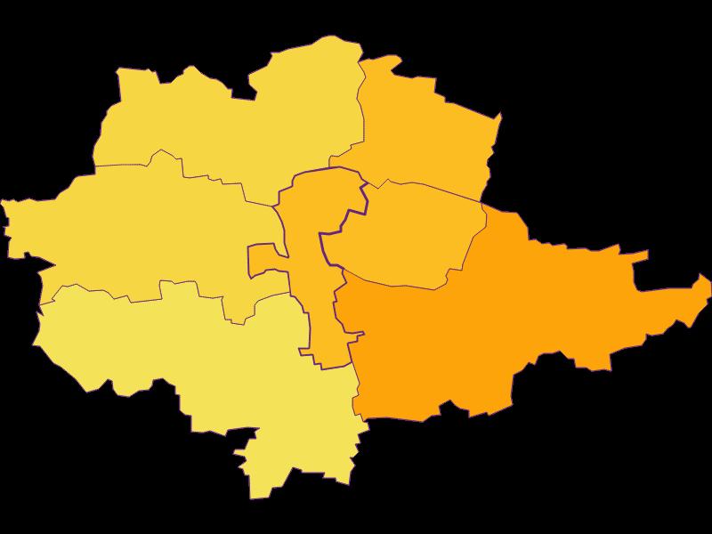 Population density in Statzendorf