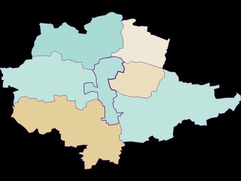 Population development since 1869 in Statzendorf