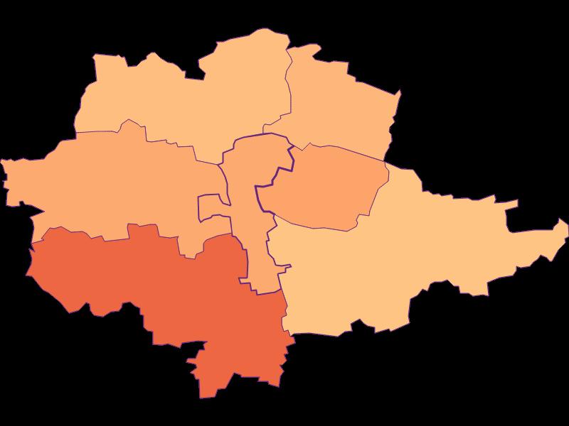 Household size in Statzendorf