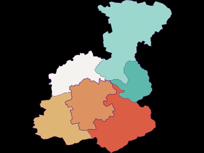 Population development since 1869 in Stössing