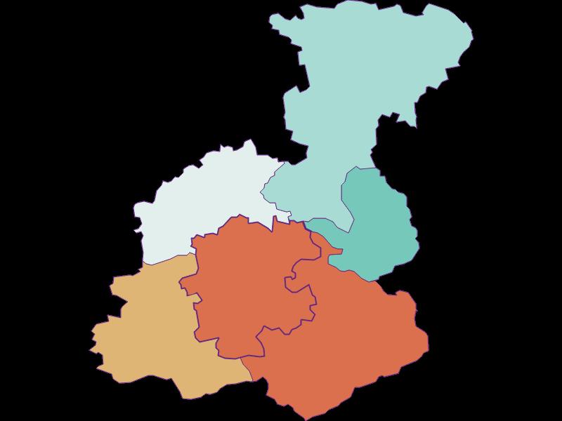 Population development since 1900 in Stössing