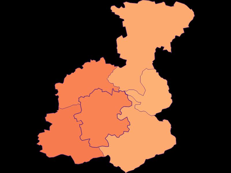 Household size in Stössing