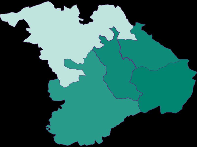 Population development since 1869 in Tullnerbach