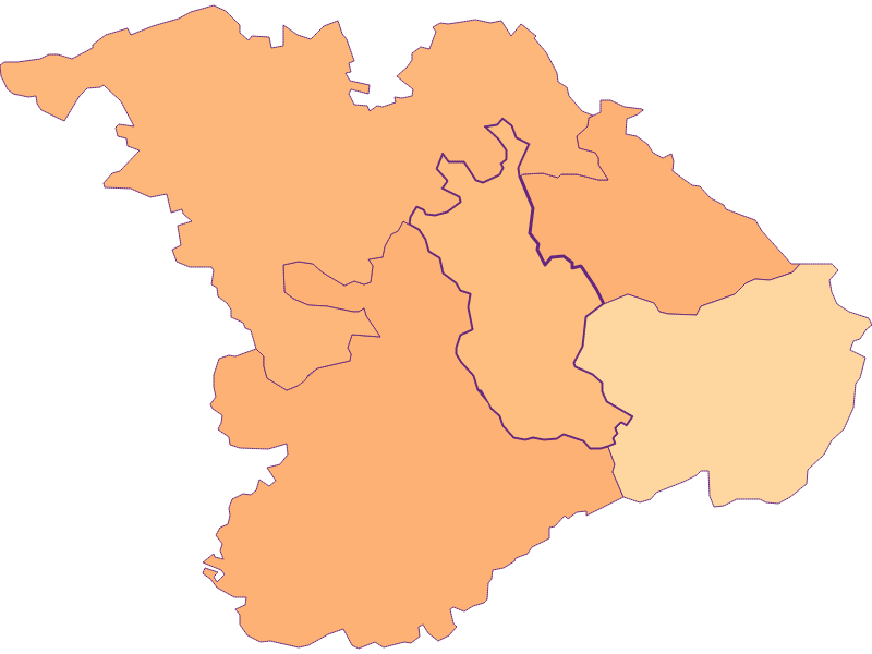 Household size in Tullnerbach