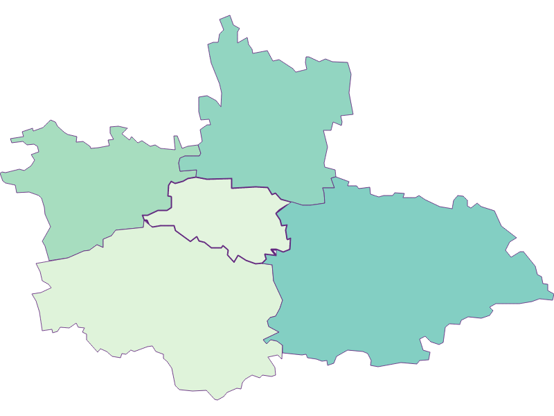 Share of foreigners in Weinburg