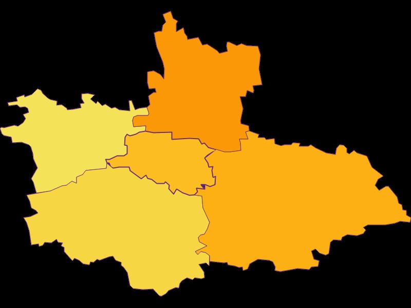 Bevölkerungsdichte | Weinburg