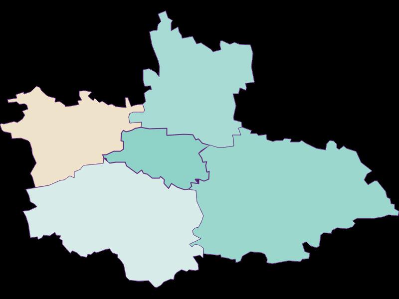 Population development since 1869 in Weinburg