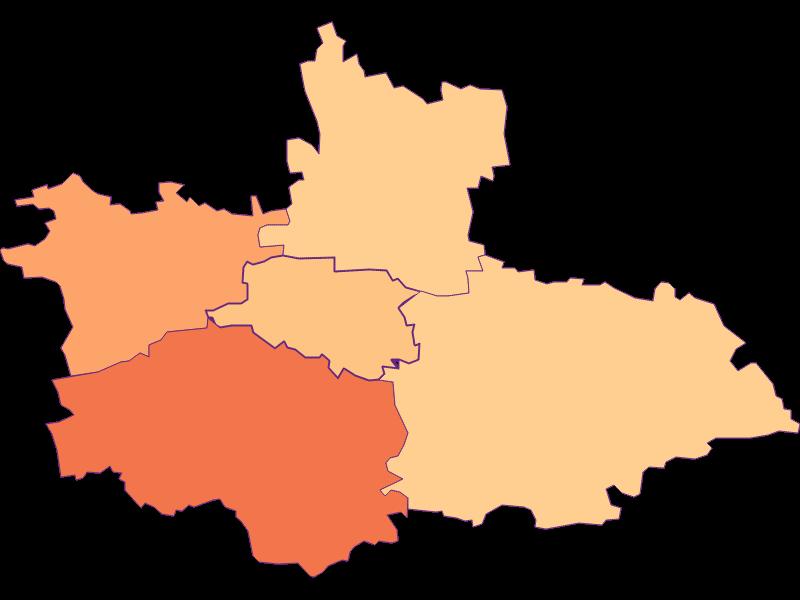 Household size in Weinburg