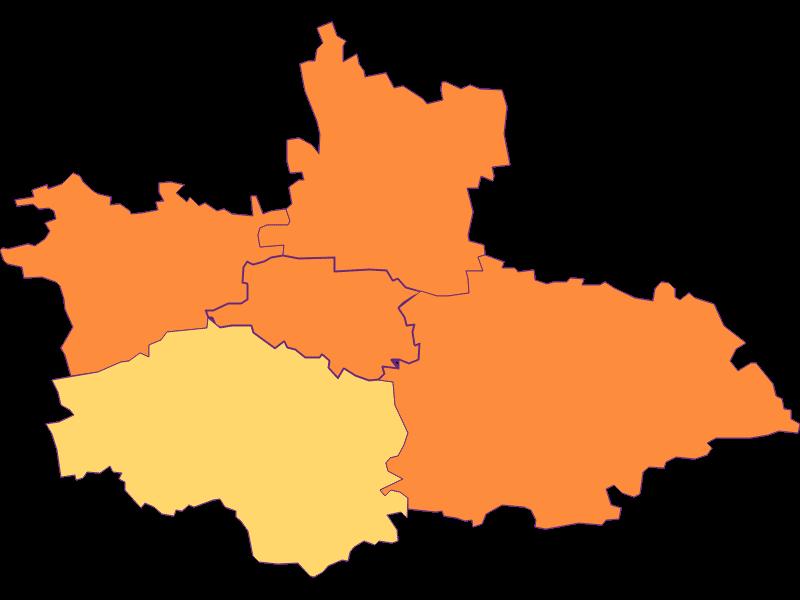 Urbanity in Weinburg