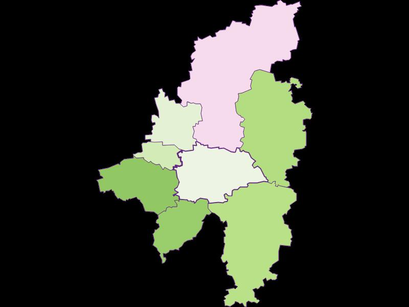Settlement in Wilhelmsburg