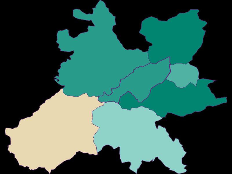 Демография с 1869 года в Wolfsgraben