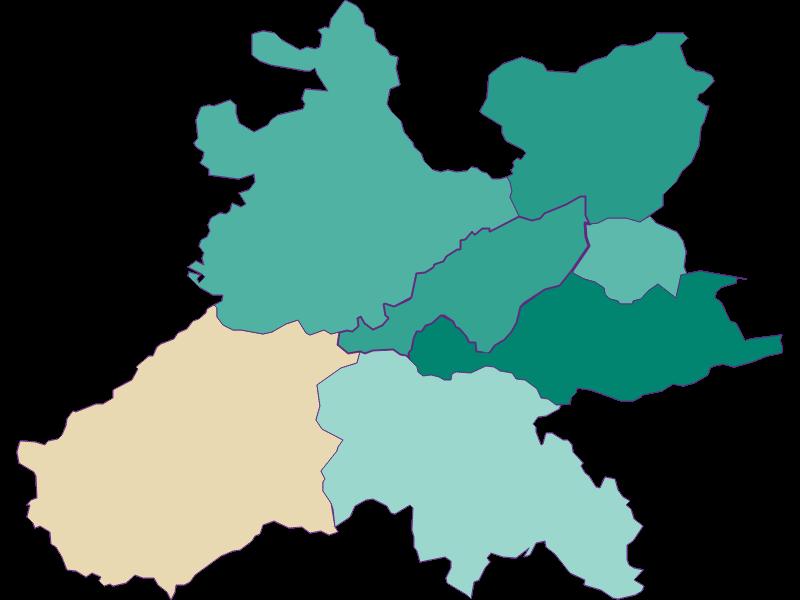 Демография с 1900 года в Wolfsgraben