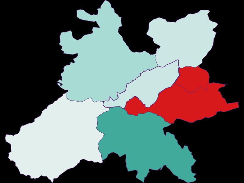 Демография с 2011 года в Wolfsgraben