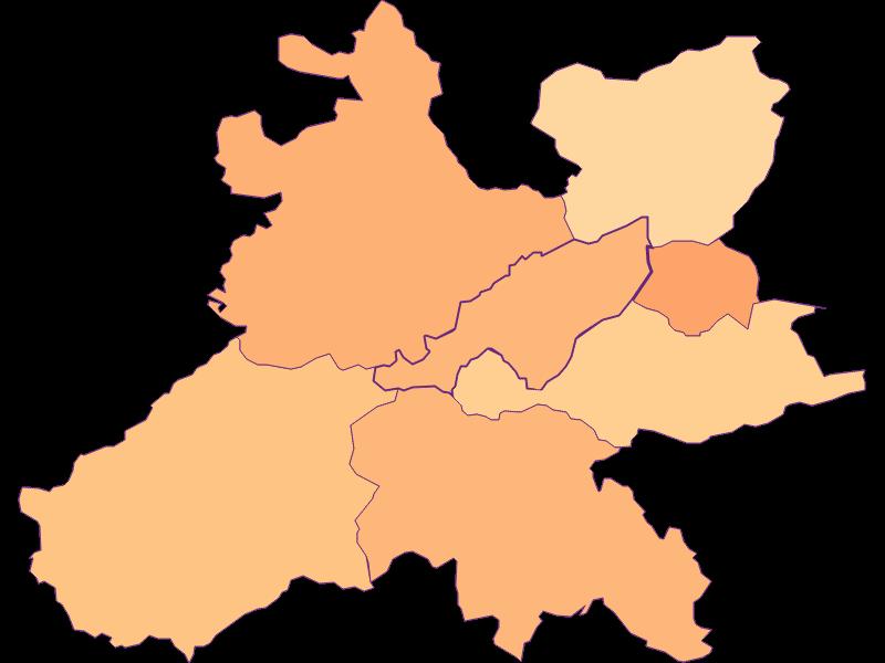 Размер домохозяйства в Wolfsgraben