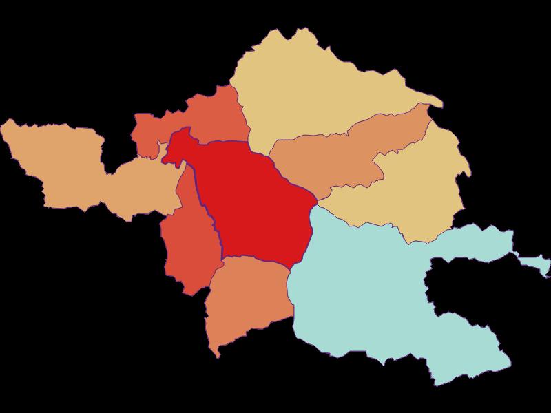 Bevölkerungsentwicklung seit 1869 | Hüttenberg