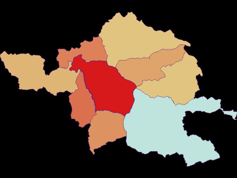 Bevölkerungsentwicklung seit 1900 | Hüttenberg