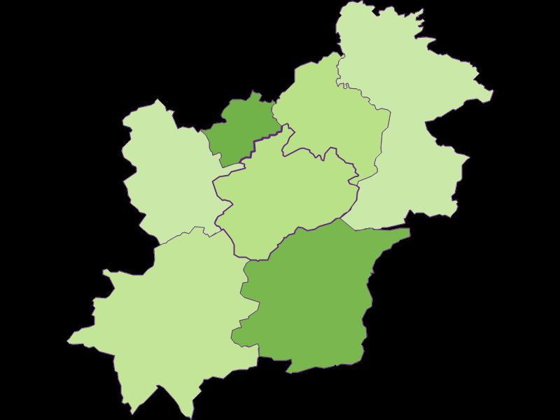 Заселенность в Göstling an der Ybbs