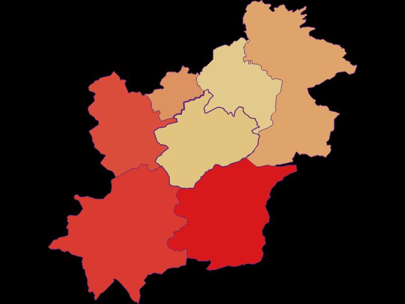 Population development since 1869 in Göstling an der Ybbs