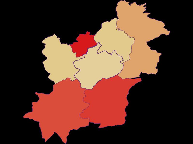 Population development since 2011 in Göstling an der Ybbs