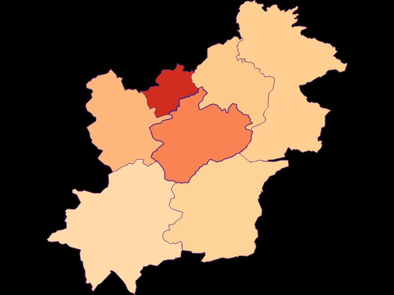 Размер домохозяйства в Göstling an der Ybbs