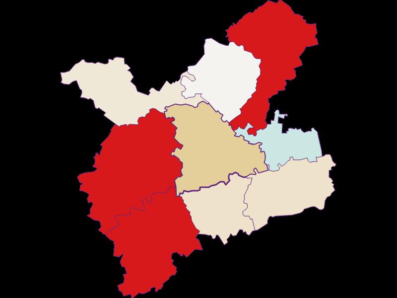 Population development since 2011 in Oberndorf an der Melk