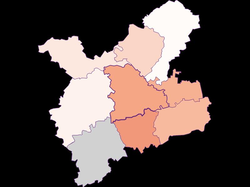 Farmers (comparison to Austria) in Oberndorf an der Melk