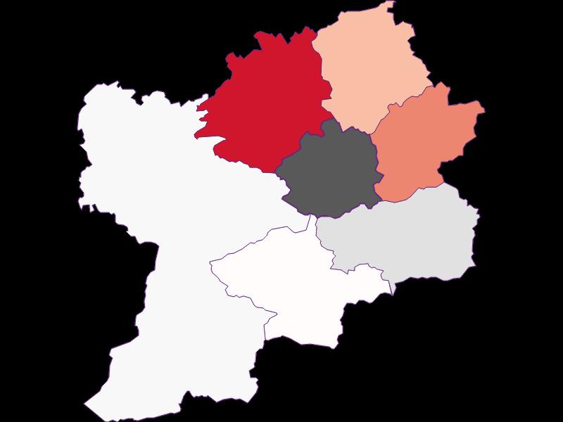 Activity rate in Puchenstuben