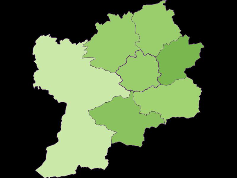 Settlement in Puchenstuben
