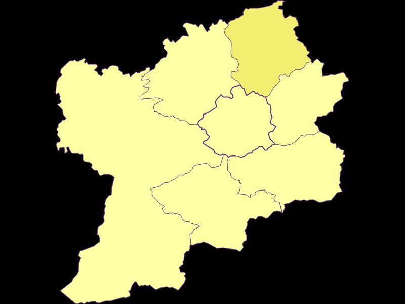 Population density in Puchenstuben