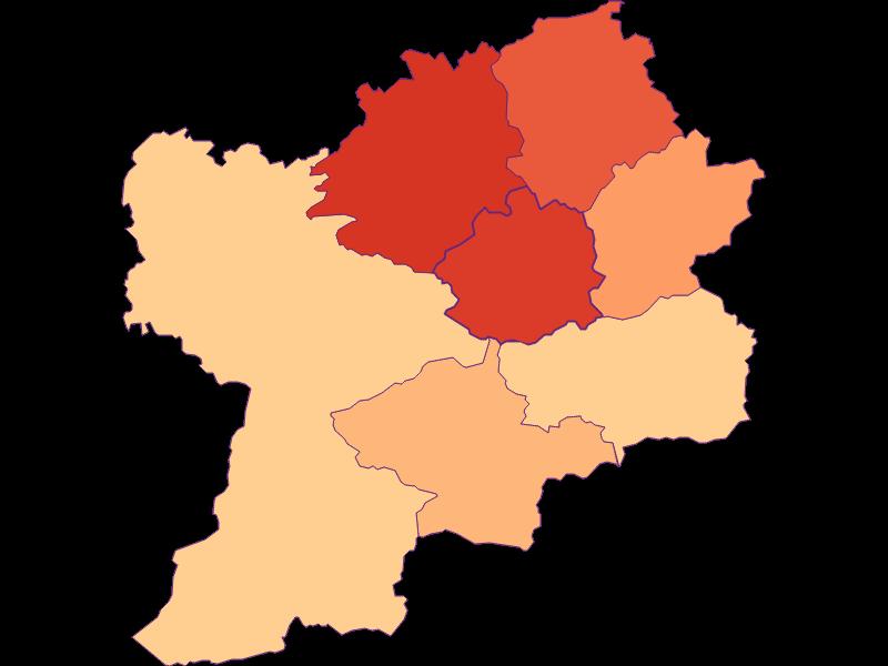 Household size in Puchenstuben
