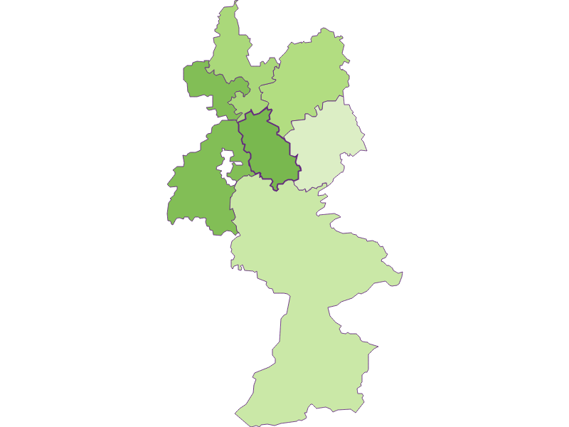 Заселенность в Reinsberg