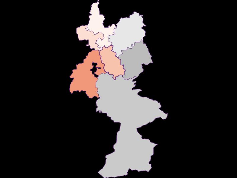 Фермеры (сравнение по Фед. землям) в Reinsberg