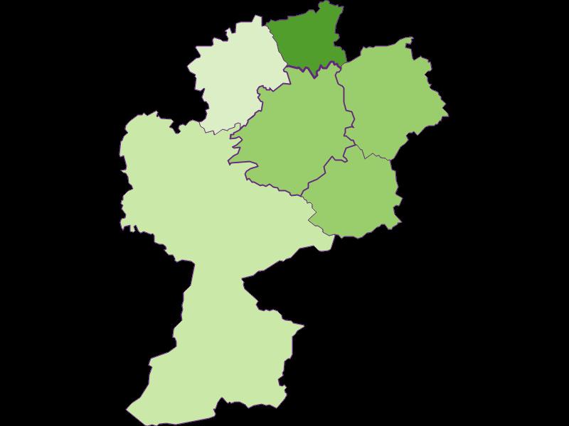 Заселенность в St. Anton an der Jeßnitz