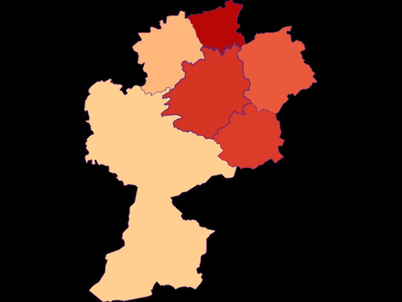 Размер домохозяйства в St. Anton an der Jeßnitz