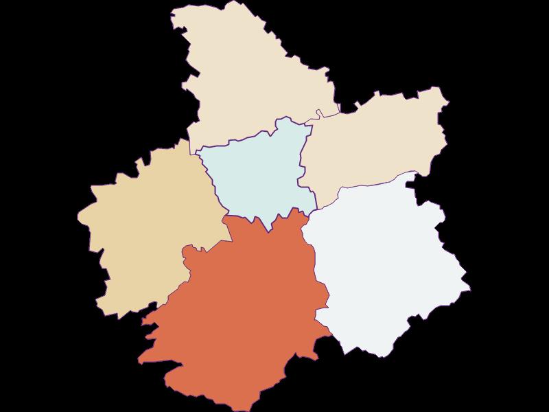 Демография с 1900 года в St. Georgen an der Leys